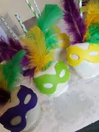 mardi gras candy mardi gras candy apples one baker dipping