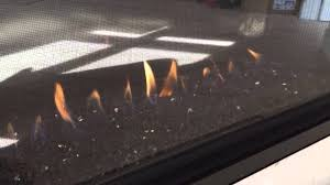 fireplace intermittent flame youtube