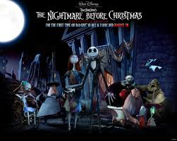 the nightmare before christmas favorite films u0026 shows