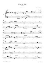download tutorial kiss the rain print and download kiss the rain bb instrument sheet music by