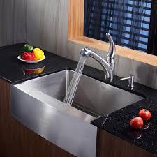 Farm Sink Kitchen by Drop In Farmhouse Sink Apron Front Farm Sink Style Copper Top