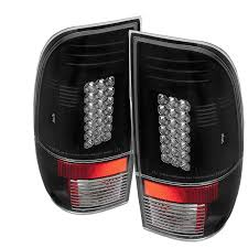 2000 F150 Tail Lights Spyder Auto Ford F150 Styleside 97 03 F250 350 450 550 Super