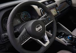 nissan leaf uk 2018 official 2018 nissan leaf 60 kwh range will be better than 225