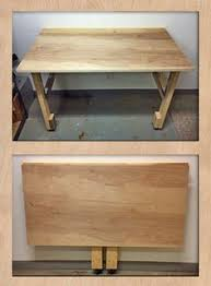 Free Wood Workbench Designs by Best 25 Folding Workbench Ideas On Pinterest Workshop