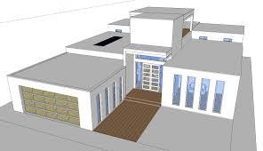 buy our 3 level steel frame home 3d floor plan next generation