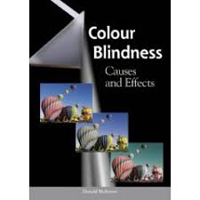 Living With Color Blindness Interview With The Author Of Colour Blindness Causes And Effects
