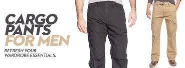 kenneth cole reaction cargo pants for men shop cargo pants for