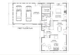 home floor plans traditional 3000 square foot house simple 28 professional house floor plans