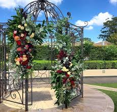 wedding arches sydney 31 best flower arches images on wedding arches