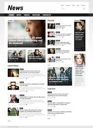website templates for ucoz news portal responsive joomla template 52025