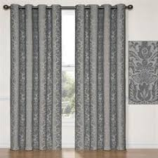 Charcoal Drapes Blackout Curtains And Thermal Curtain Panels Touch Of Class