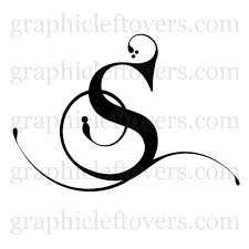 Letters Designs For - images for fancy letter s designs cool tattoos