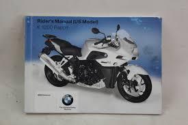 bmw k1200r k1200 r sport 07 owners manual book