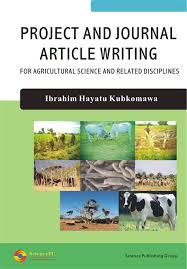 write a scientific paper project and journal article writing for agricultural science and project and journal article writing for agricultural science and related disciplines book science publishing group