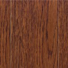hardwood flooring click lock home legend wire brush oak toast 3 8 in t x 3 1 2 in w x varying