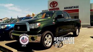 advantage toyota used cars memorial day used car sale