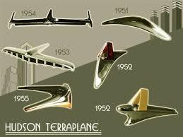 hudson ornaments 1951 54 automobiles