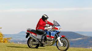 honda 650 die honda xrv 650 africa twin im einzeltest motorrad classic 03