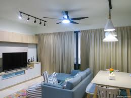 a happy mum singapore parenting blog for both the living room and master bedroom we installed the u60fw a remote controlled ceiling fan that has a dc motor and measures 60 inches 150cm in
