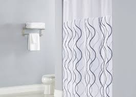 Pink And Gray Shower Curtain by Curtains Horrifying White Ruffle Curtains Blackout Uk Appealing