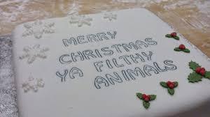 grandma u0027s christmas cake part 3 icing the cake noisette