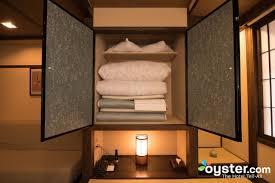 the modern japanese style room at the kyomachiya ryokan sakura