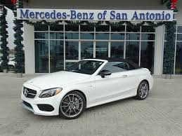 Mercedes C Class Coupe Convertible New Mercedes Benz C Class Coupe San Antonio Mercedes Benz Of San