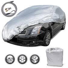 honda car cover universal all season weatherwear motor trend car cover