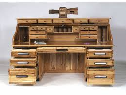 mexican pine computer desk interesting idea rustic home office desk charming decoration