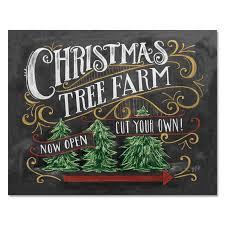 lily u0026 val u2013 christmas tree farm christmas home decor