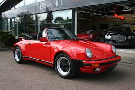 porsche 911 supersport porsche 911 supersport sse cabriolet 3 2 widebody 1987 for sale on
