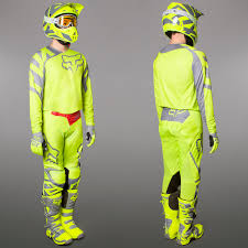fox motocross gear combos fox motocross u0026 enduro mx combo fox 180 race yellow maciag offroad