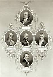 The Constitution Made No Mention Of A Presidential Cabinet Challenges George Washington Faced As America U0027s First President