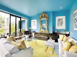 Ceiling Colors For Living Room Proof That Colors Read Lighter On The Ceiling The Decorologist