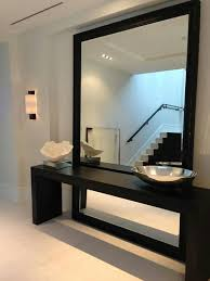 Best Minimalist Mirrors Ideas On Pinterest Scandinavian - Design mirrors for living rooms