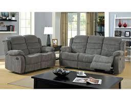 Grey Recliner Sofa Grey Chenille Recliner Sofa