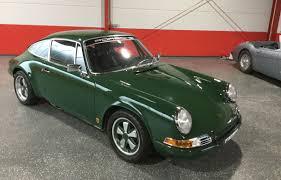 porsche irish green 1969 porsche 911 e to r specification coys of kensington