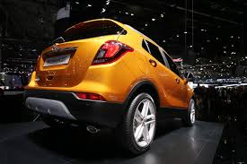 opel orange facelifted opel mokka x is a sign of things to come for buick u0027s encore