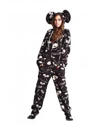 deadmau5 footed onesie pajamas