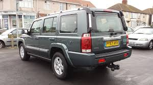 jeep commander for sale used jeep commander for sale rac cars