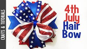 fourth of july hair bows tutorial for 4th of july hair bow 2016 the290ss
