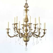 Bronze And Crystal Chandeliers Chandeliers Archives The Big Chandelier