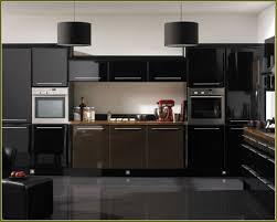 maple kitchen furniture maple kitchen cabinets with black appliances home design ideas