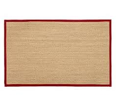 Black Jute Rug Jute U0026 Natural Fiber Rugs Pottery Barn