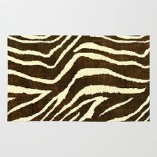 animal print rugs society6