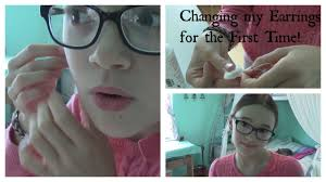 changing earrings changing my earrings for the time tips fiona s fresh