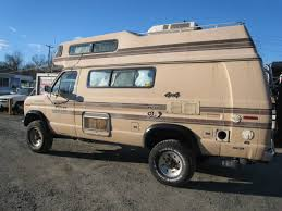 toyota motorhome 4x4 falcon ford camper van for sale class b rv classifieds