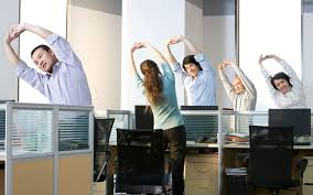 Exercise At The Office Desk Best Desk Exercises To Help You Cope Alivebynature