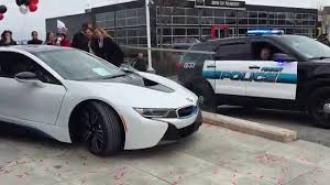 Bmw I8 911 Back - dorian murray car show bmw i8 youtube