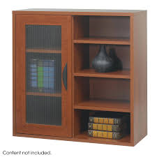 Pegboard Cabinet Doors by Storage Cabinet With Shelves And Doors Gallerywood Plastic